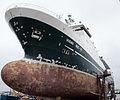 Vigri RE-71 in Drydock for Repainting - Reykjavík 2011.jpg