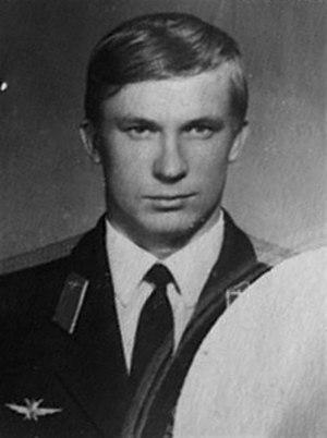Viktor Belenko - Viktor Belenko Soviet military identification photo