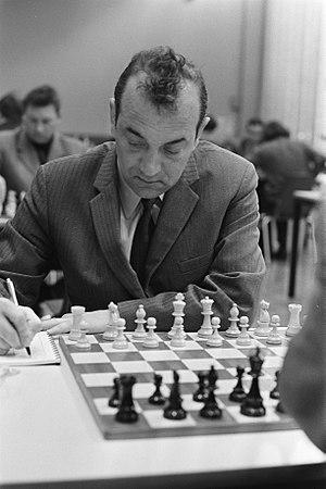 Viktor Korchnoi - Korchnoi (Amsterdam, 1972)