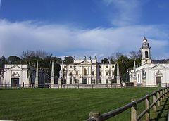 Villa Bertani-Mosconi a Negrar (loc. Novare)