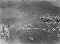 Villages in the Hauran (Land of Gilead). Daraa. A Hedjaz R.R. (i.e., Railroad) junction in Gilead LOC matpc.15962.jpg