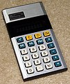 Vintage Canon Palmtronic Model LD-8Ms Electronic Pocket Calculator, Made In Japan (13994083488).jpg