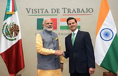 mexico and india relationship