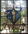 Vitrail aux armes des première abbesses de la Cambre (MRAH, 2014).jpg