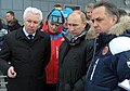 Vladimir Putin visiting the bobsleigh, luge and skeleton complex in Paramonovo (2012) - 02.jpg