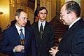Vladimir Putin with Altynbek Sarsenbaiuly.jpg