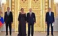 Vladimir Putin with Ambassadors to Russia (2018) 07.jpg