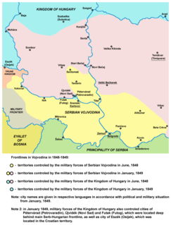 Serb uprising of 1848–49