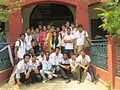 Volunteers of HoV, DU and HoV, BUET with Teachers of Armanitola School.jpg
