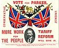 Vote for Gilbert Parker poster.jpg