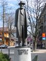 Władysław Zamoyski monument in Zakopane.PNG