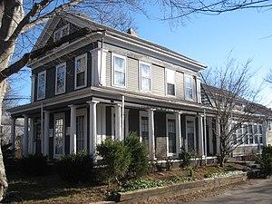 W.W. Kimball House - Image: W.W. Kimball House, Arlington MA IMG 2837