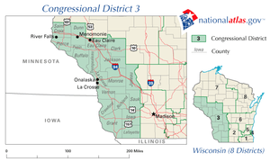 The district from 2003 to 2013