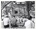 WMEX broadcasts from the Parkman Bandstand to advertise the Mayor's Charity Field Day (12773279165).jpg