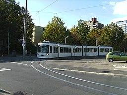 Königsberger Straße in Würzburg