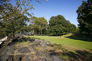 Crotona Park Public park in the Bronx, New York