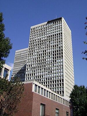Gentrification in Philadelphia - Society Hill Towers, 210 Locust St