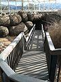 Walkway from Desert Zone to the tunnels - panoramio.jpg