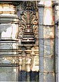 Wall Sculpture (Kirtimukha) at Kedaresvara Temple at Balligavi.jpg