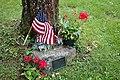 Walter H. Newbury memorial - Petersham, Massachusetts - DSC07281.JPG