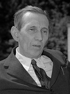 Walter Mehring - Image: Walter Mehring (1964)
