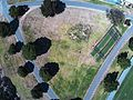 Wangaratta Lions Club Swap Meet Drone photos Showgrounds layout 01.JPG