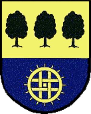 Hanshagen - Image: Wappen Hanshagen (Vorpommern)