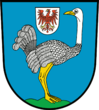 Coat of arms of Strausberg