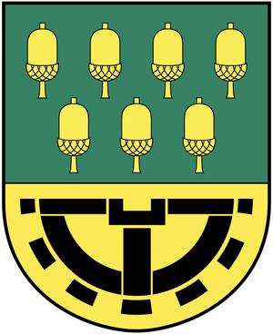 Südergellersen - Image: Wappen Suedergellersen