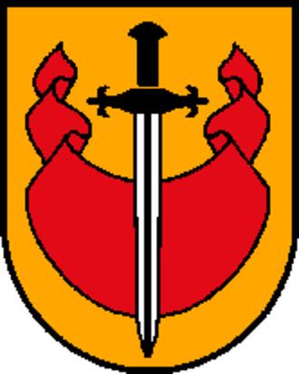 Sankt Martin im Innkreis - Image: Wappen at st martin im innkreis