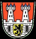 Das Wappen von Teuschnitz