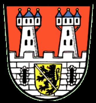 Teuschnitz - Image: Wappen von Teuschnitz