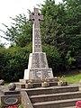 War Memorial, Edwinstowe - geograph.org.uk - 463141.jpg