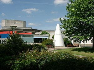 Warwick Arts Centre 2003