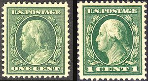 The Washington Franklin Issue