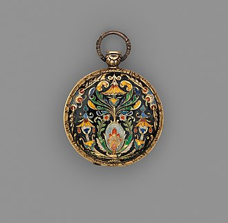 Vacheron Constantin - A Vacheron Constantin pocket watch in Metropolitan Museum of Art, New York
