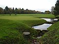 Water hazard on Close House Golf Course - geograph.org.uk - 1038466.jpg