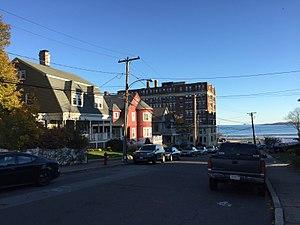 Diamond Historic District (Lynn, Massachusetts) - Wave Street