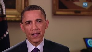 File:Weekly Address-The Military Mission in Libya.ogv
