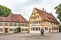 Weißenburg in Bayern, Martin-Luther-Platz 7a und 9 20170824 002.jpg