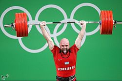 Weightlifting at the 2016 Summer Olympics – Men's 105 kg 16.jpg