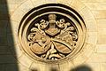 Welfenschloss Hannover Wappen aus Sandstein am nördlichen Welfengarten-Flügel.jpg