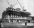 Wellcome Building, under construction, 1931. Wellcome L0020358.jpg