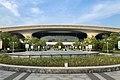 West façade of Hangzhou East Railway Station (20190807173604).jpg