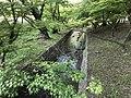West moat of former Dazaifu Headquarters 2.jpg