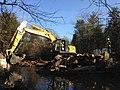 Westecunk Creek Barrier - During Removal, Eagleswood N.J. (24255468351).jpg