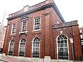 Westmorly Court, Plympton Street facade, Adams House, Harvard University, Cambridge, Massachusetts.jpg