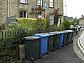 Wheelie bins on the Pennine Way - geograph.org.uk - 970466.jpg