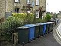 Wheelie bins on the Pennine Way - geograph.org.uk - 970466.jpg
