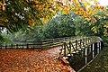 White Bridge, Hartsholme Country Park, Lincoln - geograph.org.uk - 622212.jpg